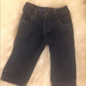 Lucky Brand Jeans   Size 12 months   Like New